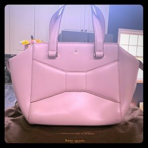 Kate Spade park avenue small beau cipria pink
